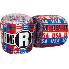 New Ringside Apex Kick Boxing MMA Handwraps Hand Wrap Wraps 180 - American USA