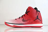 NIke Air Jordan XXX1 Chicago Varsity Red Black White 845037-600 8-13 31 1 11 4