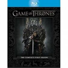 Game of Thrones The Complete First Season 5051892074636 Blu-ray Region B