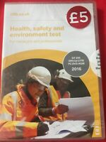 Health Safety  Environment Test Managers Professionals GT 200 2016 CD Rom SEALED