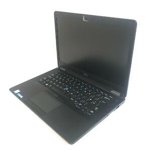 """Dell Latitude E7470 14"""" Laptop i7-6600U 2.60GHz 8GB DDR4 256GB SSD (No Battery)"""