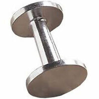 RSVP Terry's Tamper Espresso Coffee Tamper 50 mm / 55 mm Dual Sides Flat Bottom