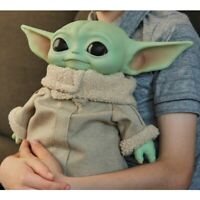 Baby Yoda Star Wars: The Mandalorian The Child 11 Inch / 28cm Plush Toy