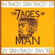 Stan Tracey - The 7 Ages Of Man. SCX 6413. EX/VG. Rare UK Jazz. Vinyl Record LP.
