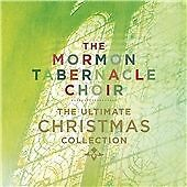 MORMON TABERNACLE CHOIR - THE ULTIMATE CHRISTMAS COLLECTION NEW CD