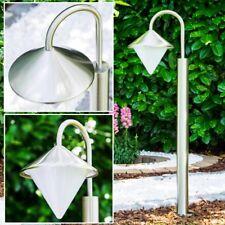 Moderne Pollerleuchte Stehlampe Aussen Steh Leuchten Edelstahl Wege Lampe Garten