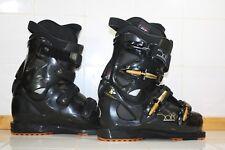 Rossignol Open Soft Cockpit Ski Boots, Mondo Size 23.5 (Womens 6) - Lot 1581