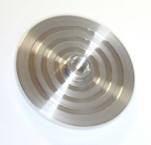 Aluminum Flange Compatible with Scepter MFC Military Fuel Can