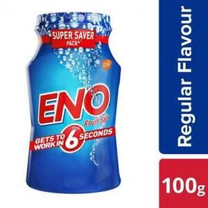 Eno Regular GSK Fruit Salt 100g X 3 Bottles