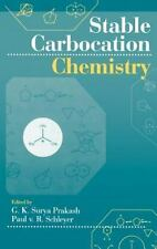 Stable Carbocation Chemistry ISBN 0471594628 9780471594628