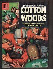 Four Color #837 ~ Cotton Woods ~ 1957 (7.0) WH