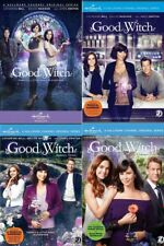 THE GOOD WITCH TV SERIES COMPLETE All SEASONS 1-4 DVD Set Show Collection Lot