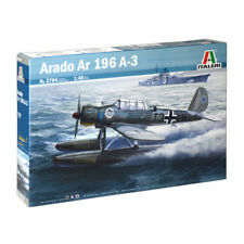 ITALERI Arado Ar196A 2784 1:48 AIRCRAFT MODEL KIT