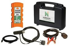 Trailer Diagnostic Adapter Kit with Power Supply Cable NRS-122511 Brand New!