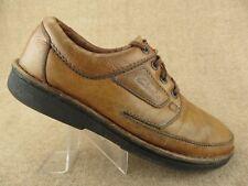 CLARKS Active Air Oxford Sz 11 Men Brown Casual Shoes