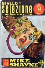 ROMANZO GIALLO SELEZIONE DEI MIGLIORI AUTORI N.85 1964