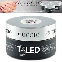Cuccio T3 LED/UV Controlled leveling White 1 oz