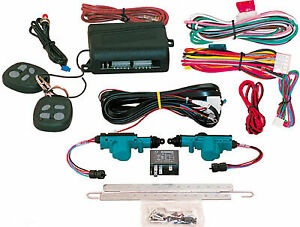 Electric Life 95120 Keyless Entry/Power Door Lock Kit