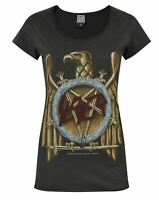 Amplified Slayer Eagle Logo Women's T-Shirt