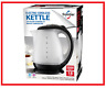 BLACK COLOUR CHANGING LED CORDLESS ELECTRIC KETTLE 1.8 LITRE 2000W ILLUMINATED