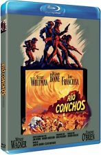 RIO CONCHOS (Stuart Whitman, Richard Boone) -  Blu Ray - Sealed Region B for UK
