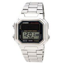 Casio Mens AL190WD-1A Solar Digital Watch Vintage Rare