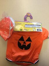 Rubies Dog Halloween Pumpkin Costume XS New