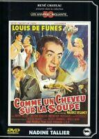 DVD COMME UN CHEVEU SUR LA SOUPE NADINE TALLIER RENE CHATEAU OCCASION