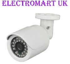 TRIAX BULLET CCTV SECURITY CAMERA INFRA-RED IP66 WEATHERPROOF HOUSING