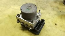 NISSAN TOYOTA ABS PUMP AND CONTROL MODULE PART NUMBER: 0 265 800 319