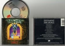 TESTAMENT - The Legacy - US Import ** SAVATAGE