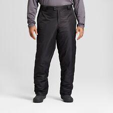 c9 by Champion Men's Big & Tall Straight Snow Pants Black