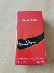 Eau de Toilette *  Paloma Picasso