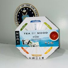 Numi Organic Tea By Mood Gift Set, 40 Count Tea Bag Assortment - Premium Organic
