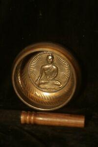 BUDDHA SINGING BOWL 11.5cm