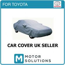 Fundas y lonas gris para coches Toyota