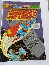 1x Comic - Superboy Heft Nr. 1 (1982)