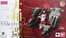 Used Bandai Armor Girls Project Kantai Collection Kan Colle Yamato KAI ABS&PVC