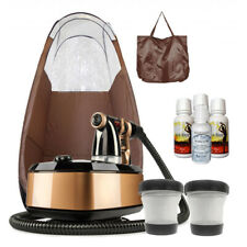 Maximist Allure Xena with Brown Pop Up Tent and Tampa Bay Tan Solution