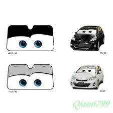 New Sun Visor Summer Sun Shade Pixar Cars Lightning McQueen Front Car Windshield