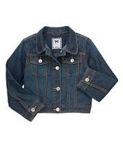 Gymboree NWT Bright Ideas Denim Jacket XS (4) S (5-6) M (7-8) L (10-12)