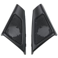 1 Pair Tweeter Cover For-Bmw F10 F11 5 Series 2009-2016 Front Door Hifi SysO5F4