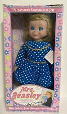 "TALKING Mrs Beasley Doll ""Family Affair"" Buffy NEW OPEN BOX, NO GLASSES"