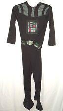 Star Wars darth vadar Costume Rubies 2005 Haloween Jumpsuit Sz M 7-8 cosplay