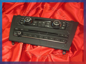 BMW F25 X3'ies AIR CONDITIONING CLIMATE HEATER CONTROL SWITCH SET Klima 9252738