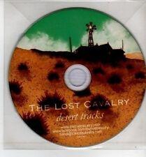(CH910) The Lost Cavalry, Desert Tracks - 2011 DJ CD