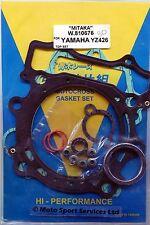 Top End Gasket Set Yamaha YZ426F YZF 426 2000-2002 WR 400 00 Mitaka