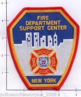 New York City NY Fire Dept Governor's Island Patch v1 - Support Center