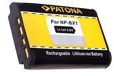 AKKU ERSATZAKKU BATERIE  für SONY CYBERSHOT Sony DSC-RX100M3 / NP-BX1