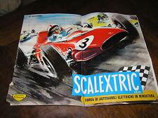 T254_SCALEXTRIC,corse di auto elettriche in miniature - catalogo 1963